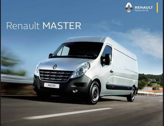 Renault Master 2019 2.3 T4 Dci130 L3h2 Aa Furgon Largo