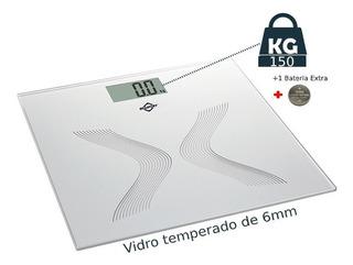 Balança De Banheiro Digital Balança De Vidro Digital 150kg