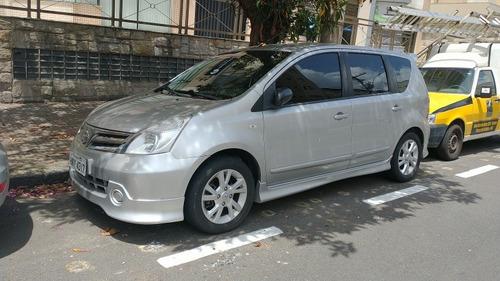 Imagem 1 de 3 de Nissan Livina 2013 1.6 S Flex 5p