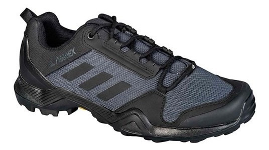Tenis adidas Terrex Ax3 Negro Tallas #25 Al #29 Hombre Ppk