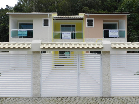 Casas Duplex Suíte, Pontal Em Angra Dos Reis C/ Rgi.