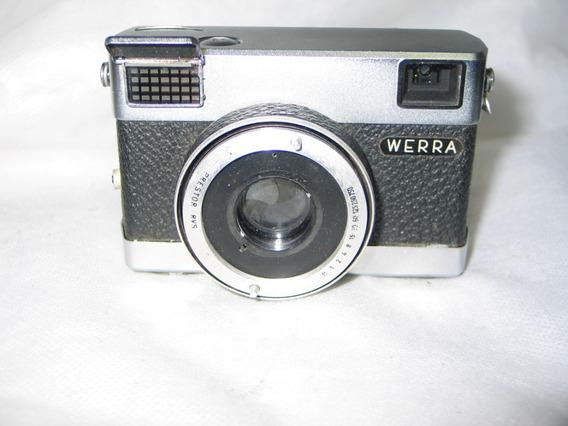 Camera Antiga Werra Leia Tudo- Kodak-rolley-asahi-