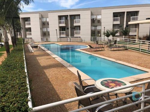 Apartamento À Venda, 42 M² Por R$ 170.000,00 - Jardim Califórnia - Ribeirão Preto/sp - Ap2931