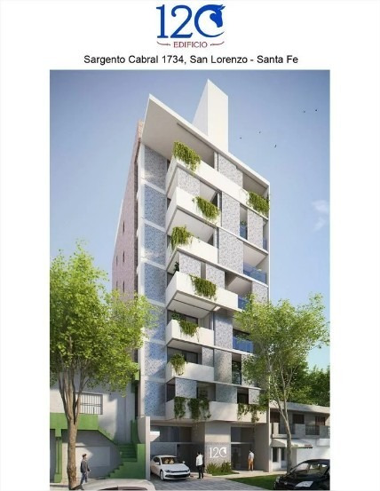 Emprendimiento Edificio 120 - San Lorenzo