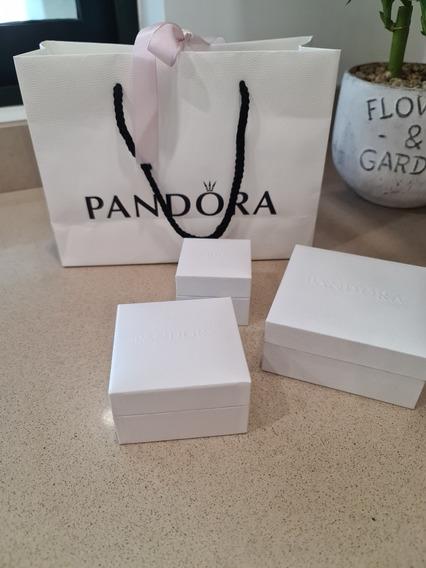 3 Cajas De Pandora Y Bolsa Original