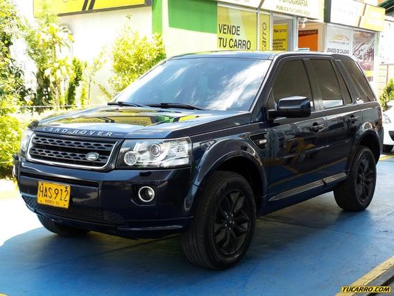 Land Rover Freelander Full Equipo