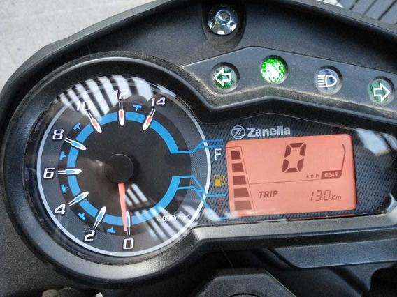 Moto Zanella Rx 200 Patentada Okm
