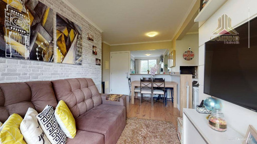 Imagem 1 de 29 de Apartamento No Canto Dos Pássaros Semi Mobiliado - Ap4079