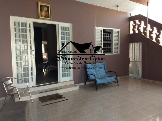 Casa A Venda No Bairro Jardim Esperança Em Guaratinguetá - - Cs041-1