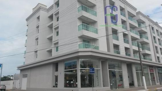 Apartamento Residencial Para Venda E Locação, Centro, Balneário Piçarras. - Ap0141