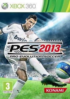 Juego Pro Evolution Soccer Xbox 360 Oficial Liga De Fútbol