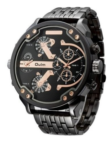 Relógio Masculino De Pulso Oulm - Rc9puy8b8
