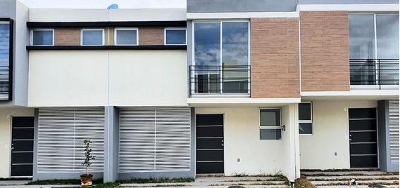 Se Renta Casa En Fraccionamiento La Moraleja