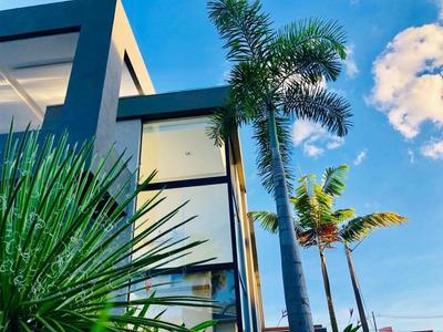 Casa Com 4 Dormitórios À Venda, 226 M² Por R$ 1.150.000 - Residencial Gaivota I - São José Do Rio Preto/sp - Ca1204