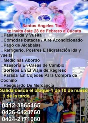 Tour A Cucuta Este 28 De Febrero Vargas Y Caracas