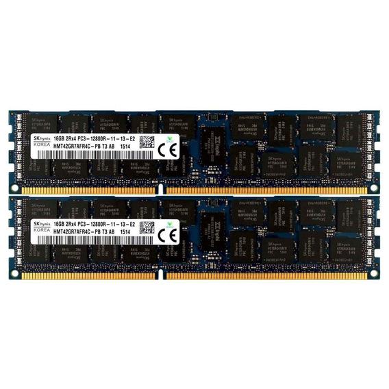 32gb 2x16gb Para Server Dell Precision T7500 T7600 T7610