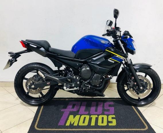 Yamaha Xj6-n 2018