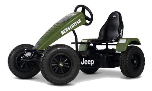 Renner Go Kart A Pedal Berg Modelo Jeep Revolution