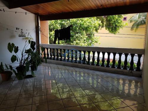 Imagem 1 de 9 de Casa Com 3 Dormitórios À Venda, 250 M² Por R$ 800.000,00 - Jardim Tupanci - Barueri/sp - Ca0522