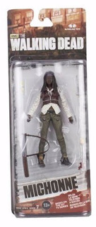 Walking Dead I Michonne Serie 7 | Mcfarlane | Original
