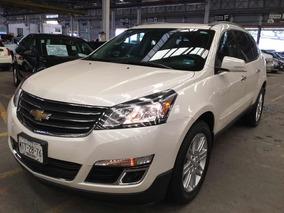 Chevrolet Traverse Ltz Aut Piel Qc Dvd 2014