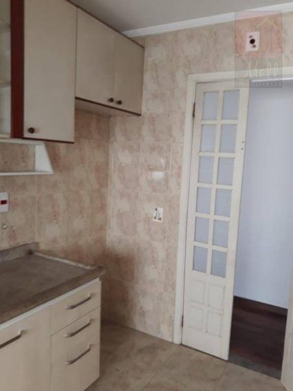 Vila Yara - Alugo Apartamento De Três Dormitórios - Ap0826