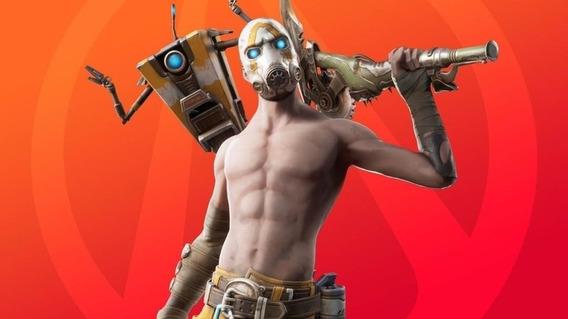 Fortnite - Psycho Bundle Epic Games Pc Ps4 Xbox Switch