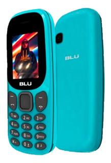 Celular Barato Blu Jenny Dual Sim Linterna Radio Basico