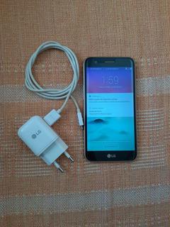Celular LG K10 Dourado
