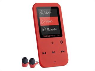 Reproductor Mp3 Mp4 Musica Audio Auriculares Portatil Radio