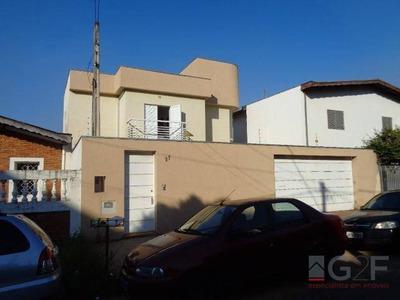 Casa Residencial À Venda, Jardim Quarto Centenário, Campinas - Ca2127. - Ca2127