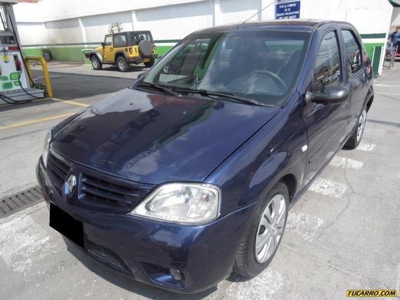 Renault Logan Dinamique Abs 1600 Aa