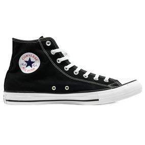 Tênis Converse All Star Hi Preto Tamanho Grande Original