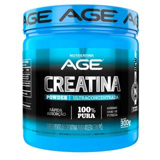 Creatina Age Nutrilatina 100% Pura