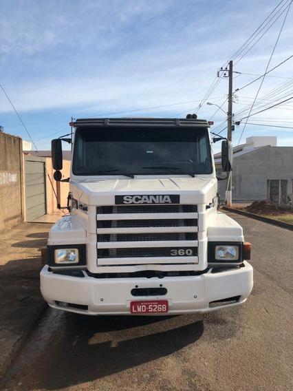 Scania 113 Th 360