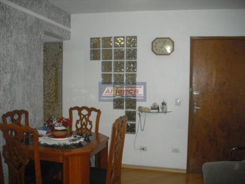 Imagem 1 de 15 de Apartamento Residencial À Venda, Vila Antonieta, Guarulhos. Ap2010 - Ai4286