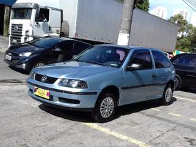 Volkswagen Gol 1.0 Glll 8v 2002 +direção $ 9800 Financiamos