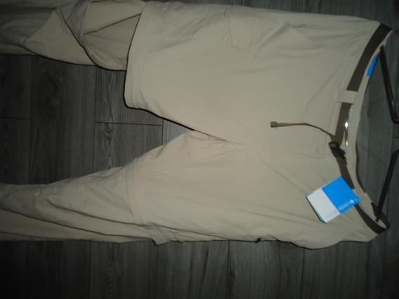 Columbia Convertible Nylon Talla 38*34 Checar Medidas