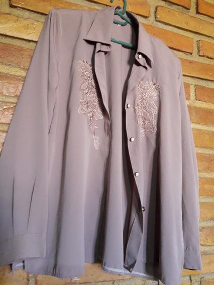 Camisolas, Camisas De Seda.