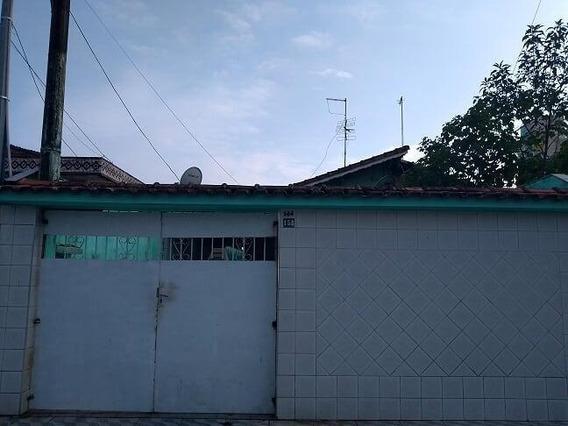 Casa Em Boqueirão, Praia Grande/sp De 116m² 2 Quartos À Venda Por R$ 415.000,00 - Ca445058