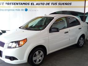 Chevrolet Aveo 1.6 Ls 5vel Aa 2013 Mt