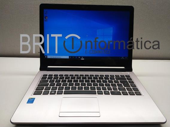 Notebook Positivo Xs7010 - Core I3 - 500gb Ou 120ssd