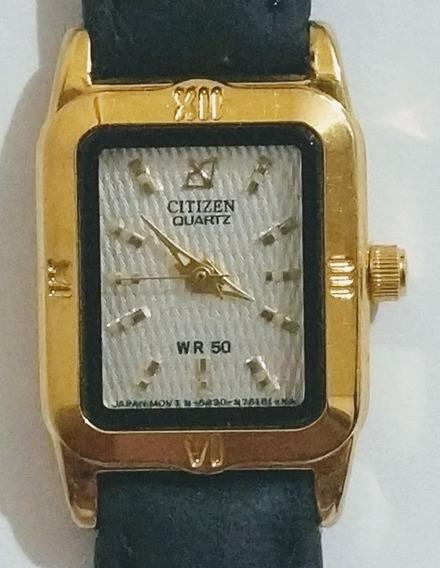 Reloj Para Dama Citizen Quartz Usado En Buenas Condiciones