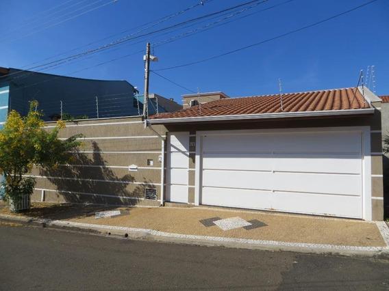 Casa Com 3 Dormitórios Para Alugar, 153 M² Por R$ 2.000,00/mês - Loteamento Chácaras Nazareth Ii - Piracicaba/sp - Ca3144