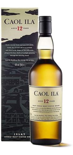Malt Caol Ila 12 Year Old 750cc
