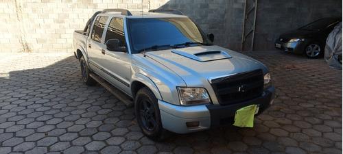 Imagem 1 de 8 de Chevrolet S10 2002 2.8 Dlx Cab. Dupla 4x2 4p