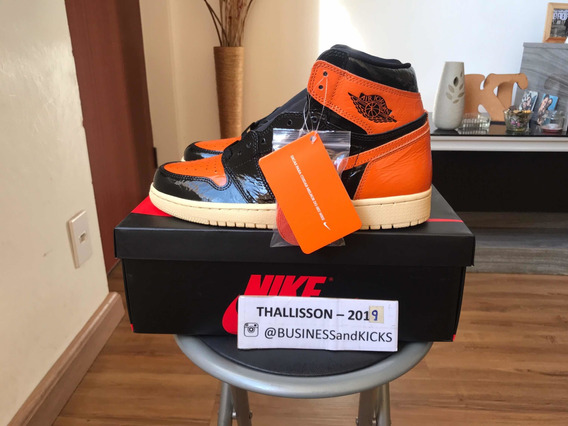 Tênis Nike Air Jordan 1 Retro High Sbb 3.0 Off White Yeezy
