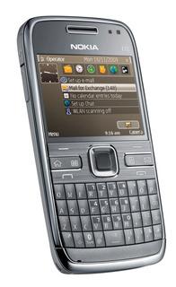 Nokia E72 - Só Funciona Vivo, Wi-fi, 5mp 3g Gps - De Vitrine