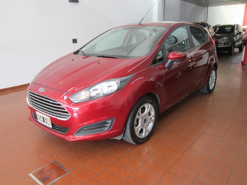 Ford Fiesta Kinetic Design S Plus 2015
