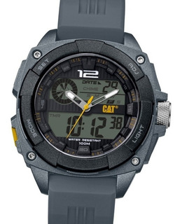 Reloj Cat Caterpillar Ana Digitized Wr100m Agente Oficial